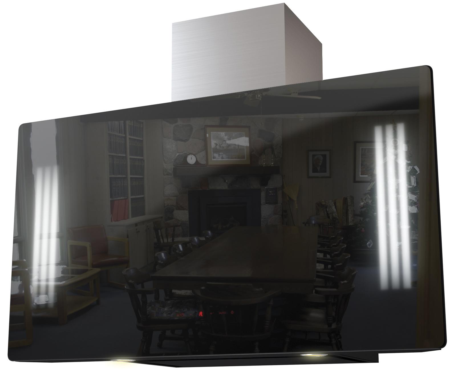 NAOMI Silent mirror 900 black 5P-S, стоимость 80 248 руб.