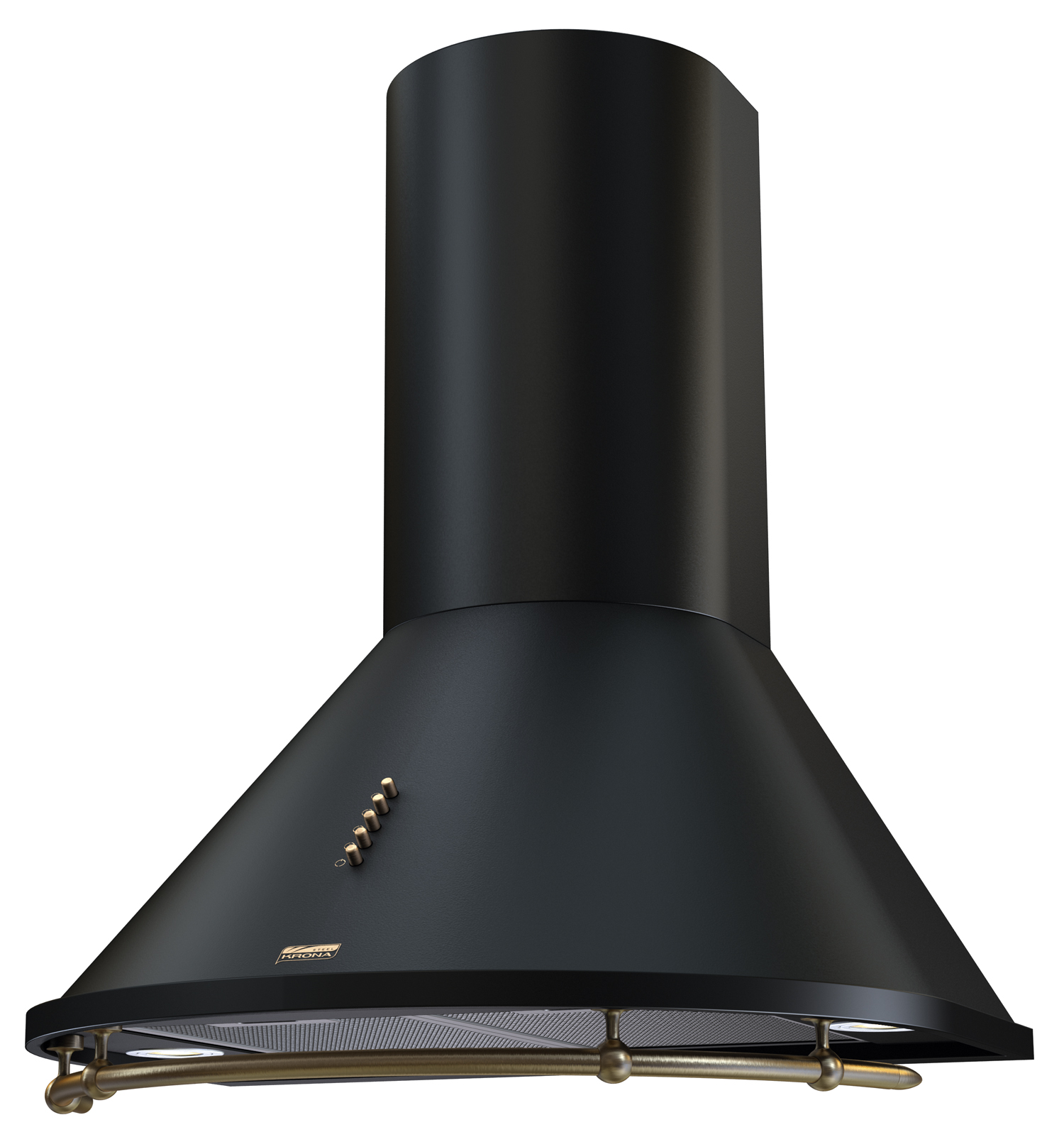 NIKOL 600 black/bronze push button, стоимость 14 091 руб.